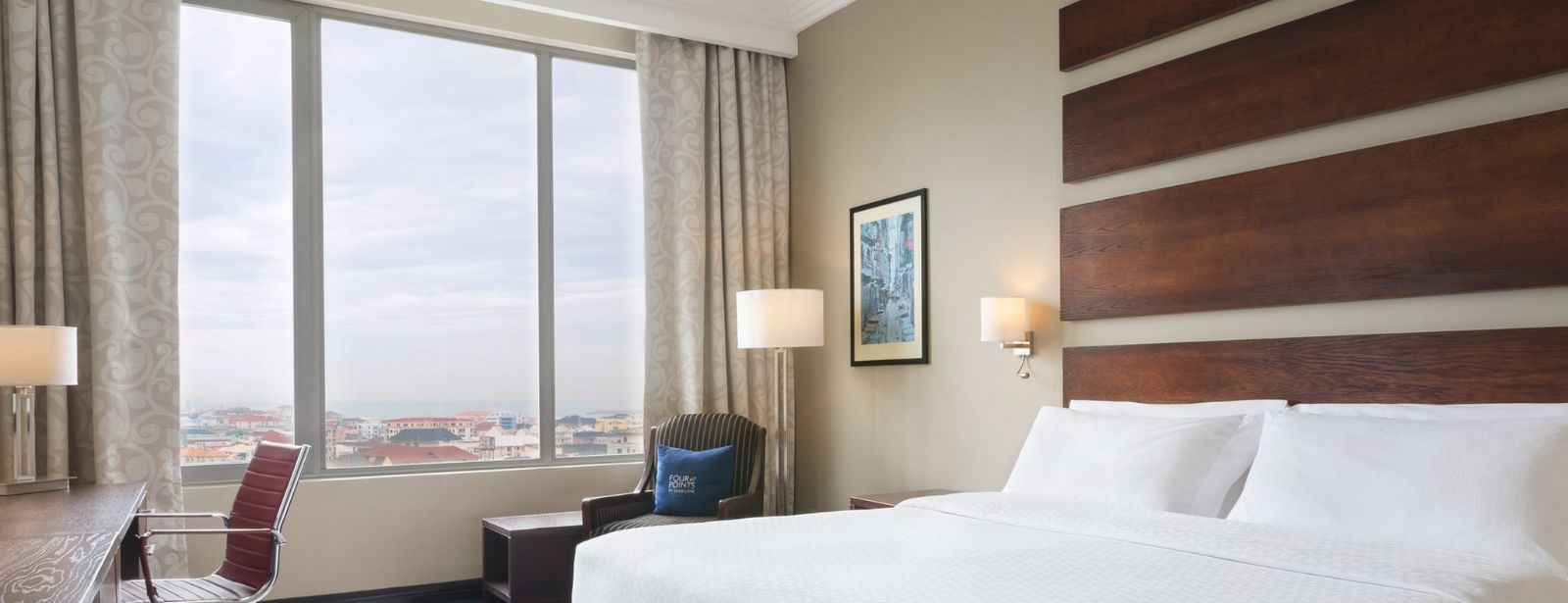 Executive Room, Four Points Lagos